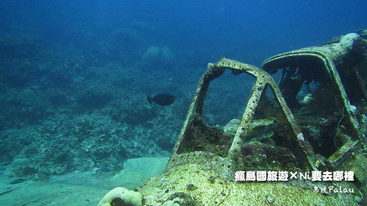 31帛琉戰機正面