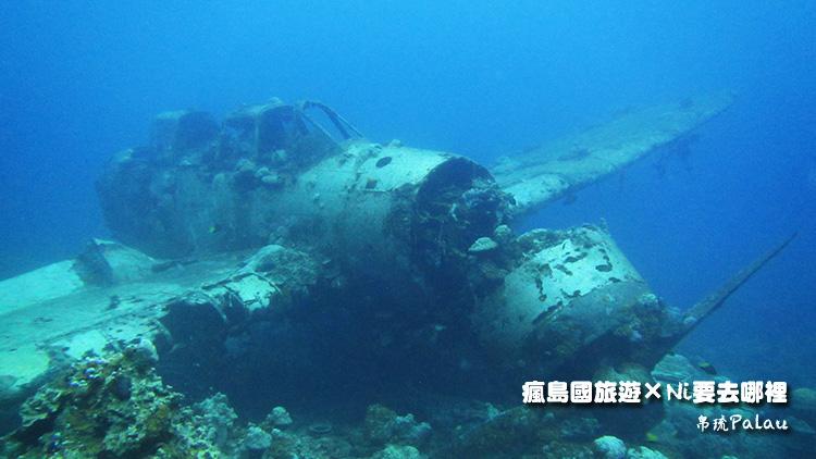 28帛琉戰機正面