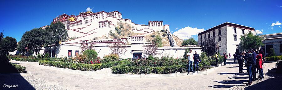 2015.12.04| Tibet 西藏踢北去 | 藏人的精神殿堂布達拉宮,但或許不只我們高山反應沒精神… 02.jpg