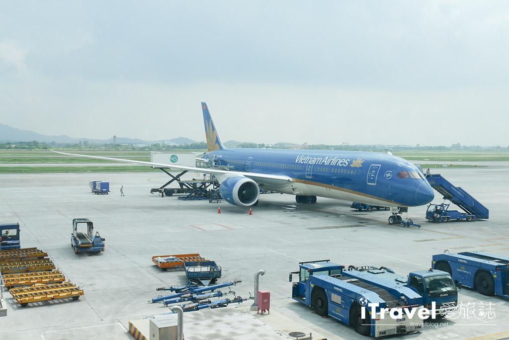越南航空搭乘体验 Vietnam Airlines (15)