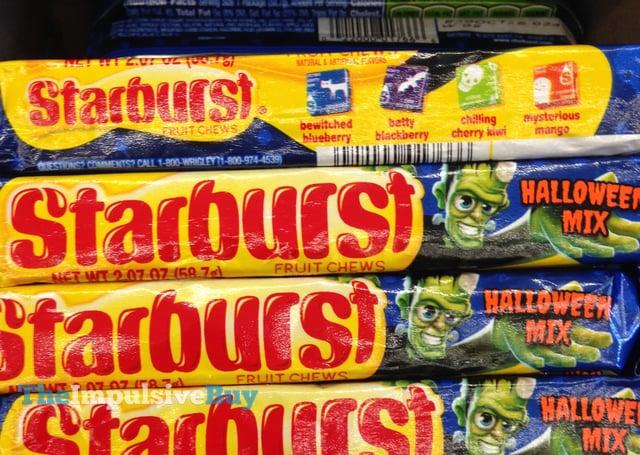 Starburst Halloween Mix