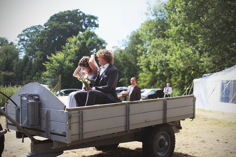 Becki and Joe Wedding