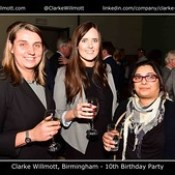26 Kirstie Ashworth (Birmingham Law Society), Sinead Meally and Ghazala Javed (Brook Smith Planning)