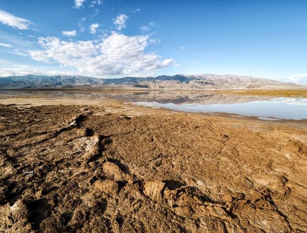 Death Valley Floods