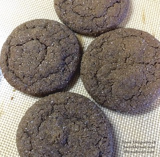 20151004 - Molases Cookies