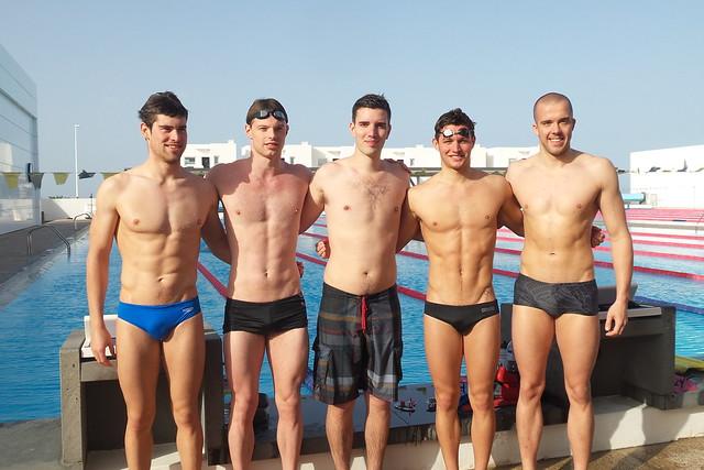 Zwemmers Team Belgium