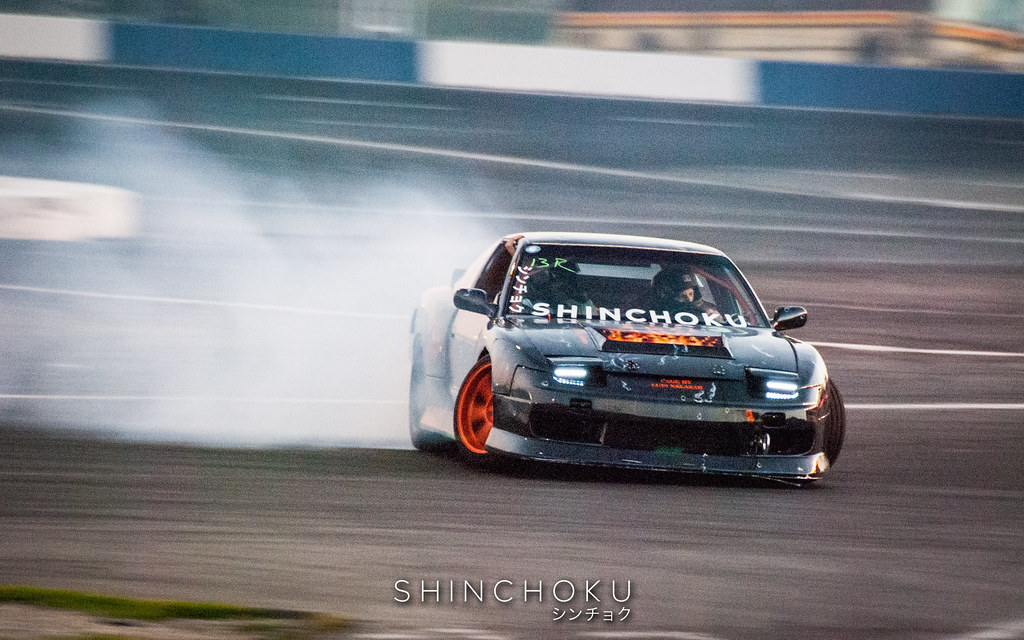 Hot Import Nights Seattle + Gymkhana