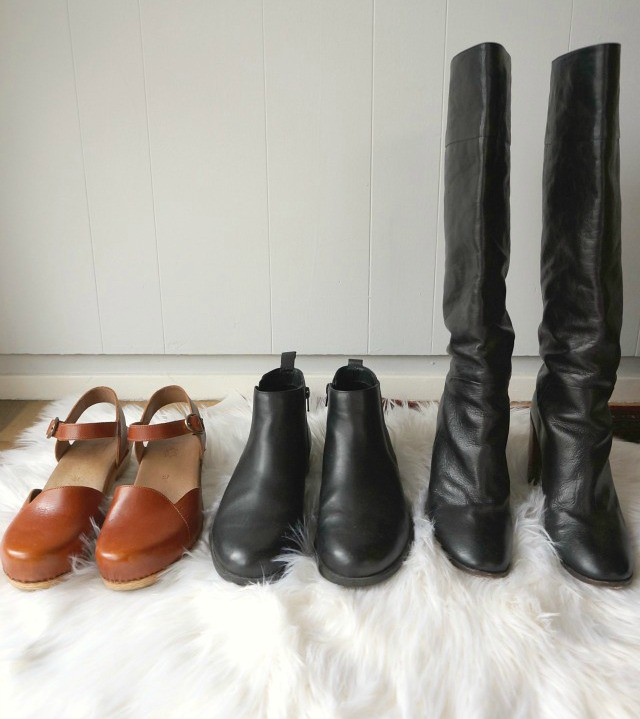 Go-to Shoes for Fall