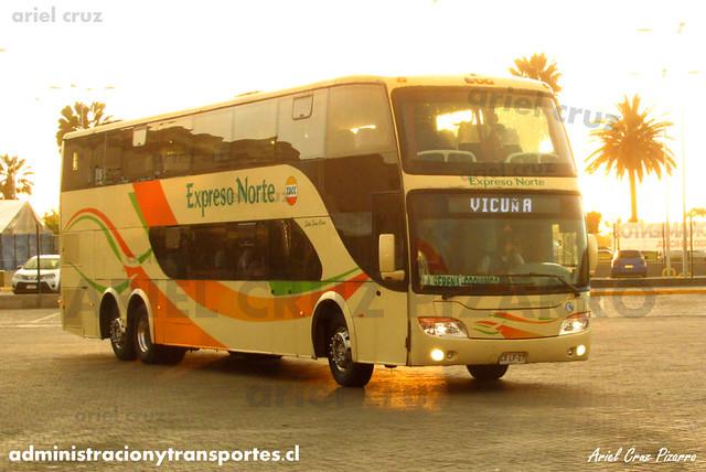 Expreso Norte | La Serena | Modasa Zeus - Mercedes Benz (CXLF27)