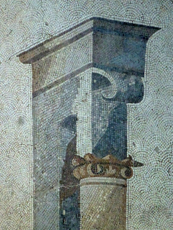 Turquie - jour 24 - Derniers instants à Istanbul - 17 - Musée des mosaïques du Grand Palais de Constantin - Büyük Saray Mozaikleri Müzesi