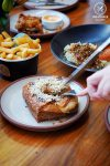 Kaya Cronnie, $7: Devon on Danks, Waterloo. Sydney Food Blog Review