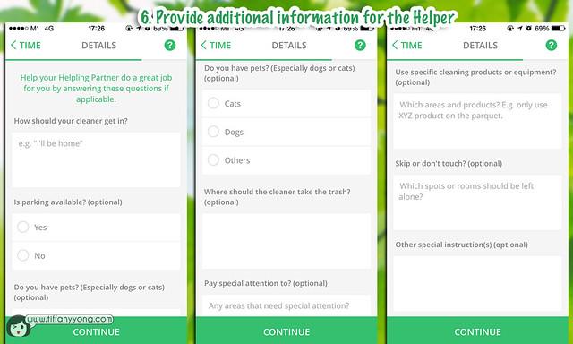Helpling App Guide 4