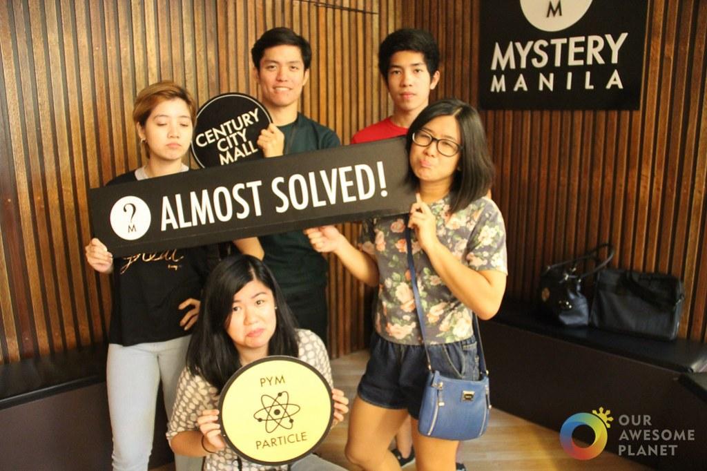 Mystery Manila: Century City Mall