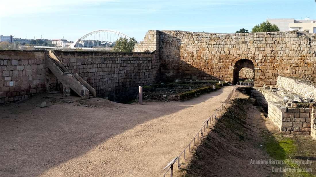 Alcazaba Árabe de Mérida - Badajoz