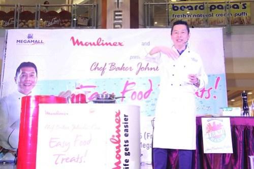Chef Baker Johnlu Koa