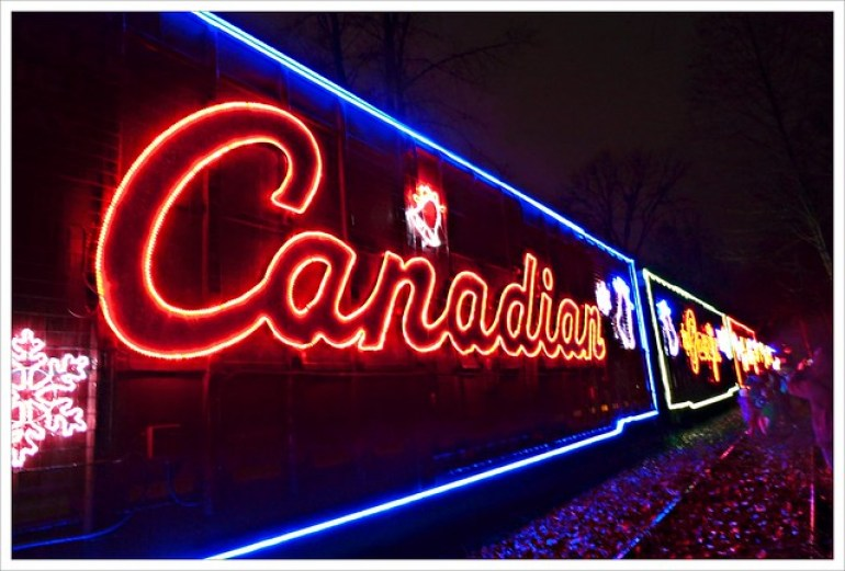 Canadian Pacific Holiday Train (353/365)