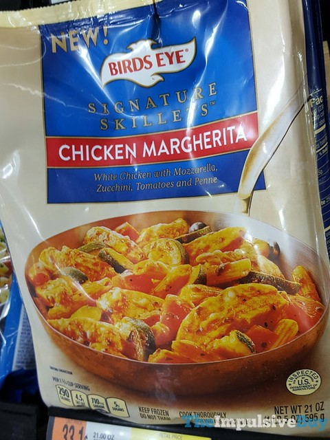 Birds Eye Chicken Margarita Signature Skillets