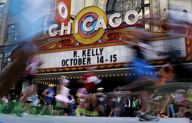 ruta Maratón de Chicago