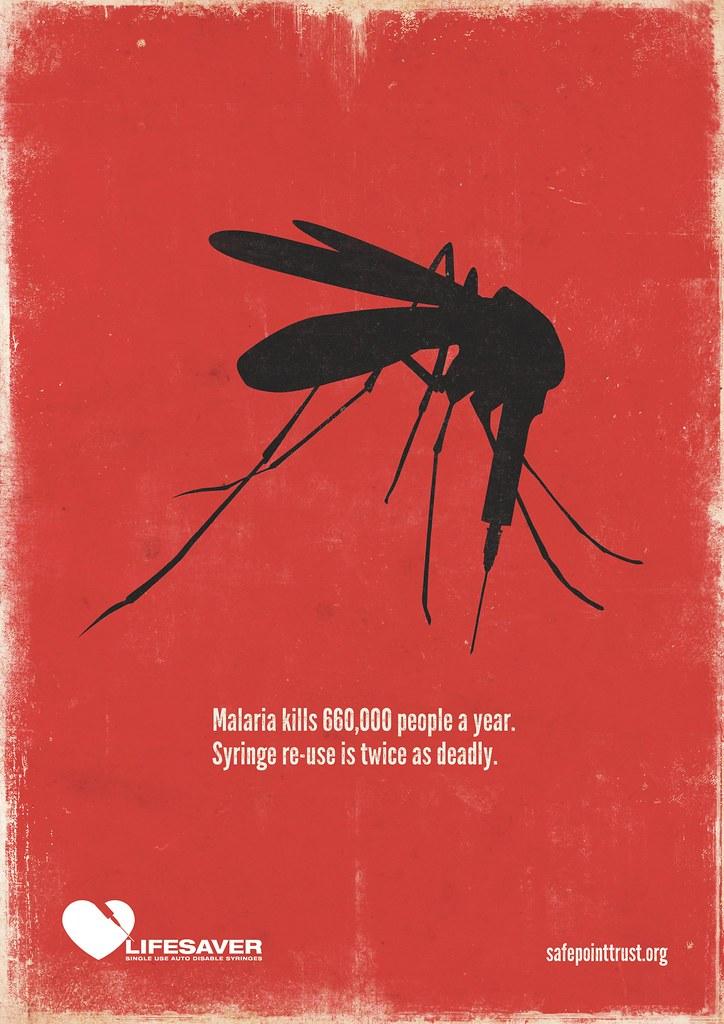 Safepoint Lifesaver Syringes - Mosquito