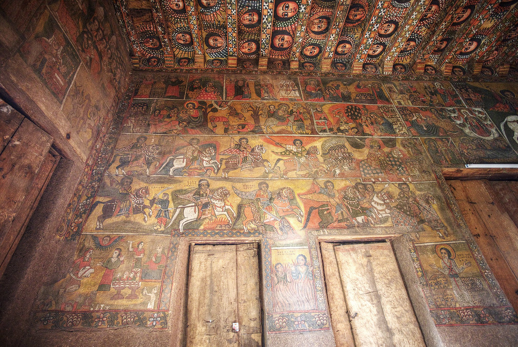 Debre Birhan Selassie Church 06