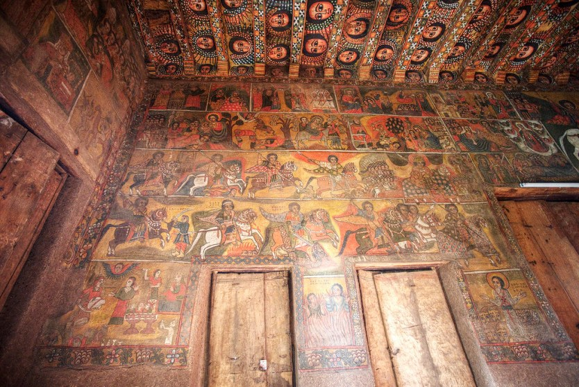 Debre Birhan Selassie Church 06