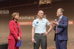 ExoMars arrival