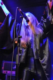 Lucifer live at the Limelight, Belfast, September 2015