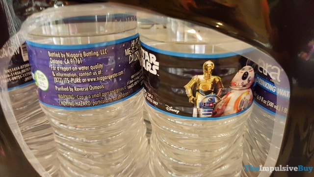 Niagara Star Wars Purified Drinking Water 2