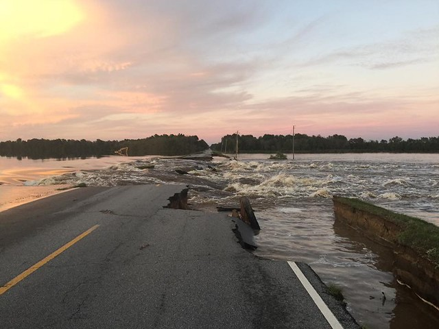 Highway 301 Flooding