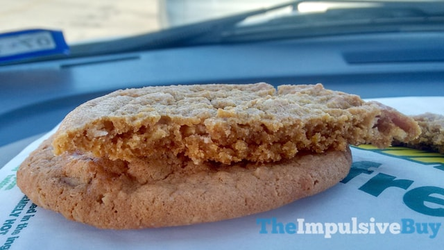 Subway Pumpkin Spice and Apple Pie Cookies 2