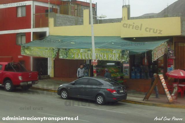 Minimarket La Úuuuuultima Parada - Antofagasta