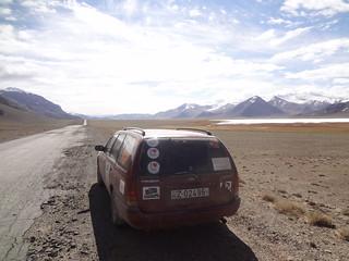 Pamir Highway, Tajiquistao
