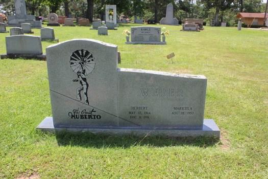 Showmen's Rest, Hugo OK