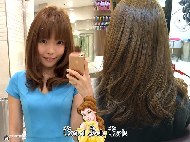 Casual Belle Curls