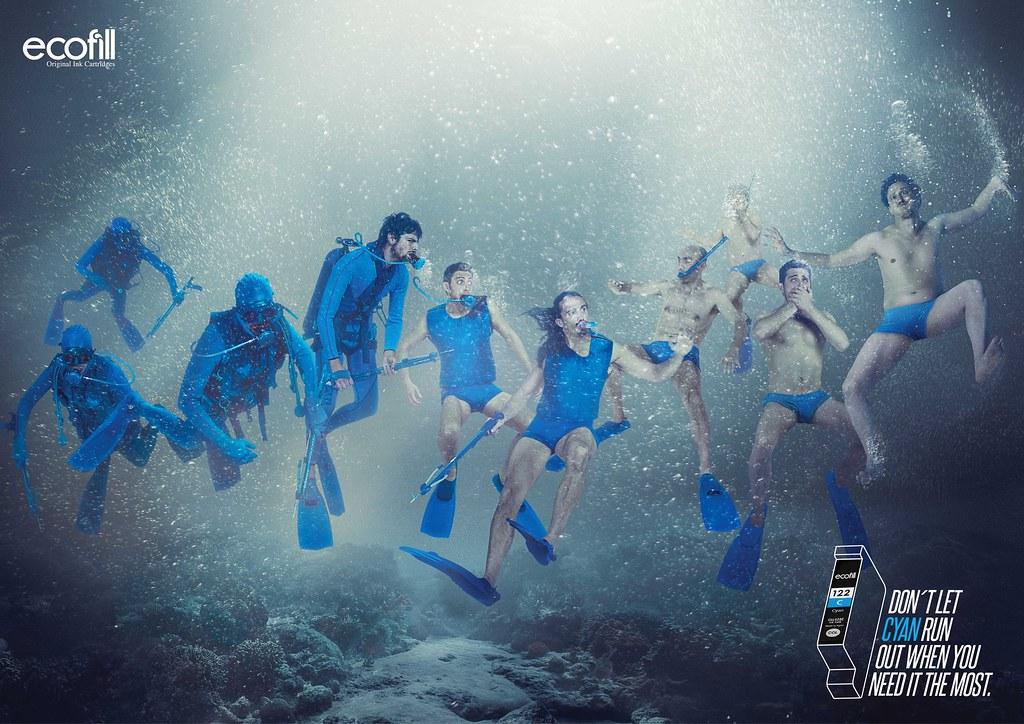 Ecofill - Blue