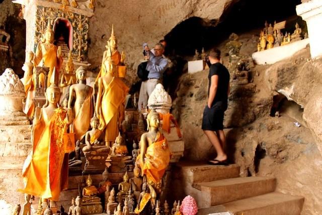 Cuevas Pak Ou Laos