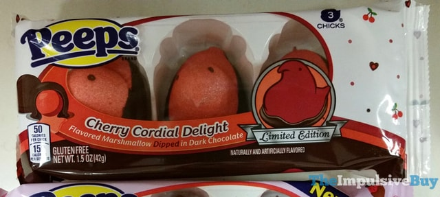 Limited Edition Peeps Cherry Cordial Delight