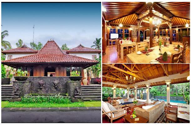 Cangkringan Villa & Spa