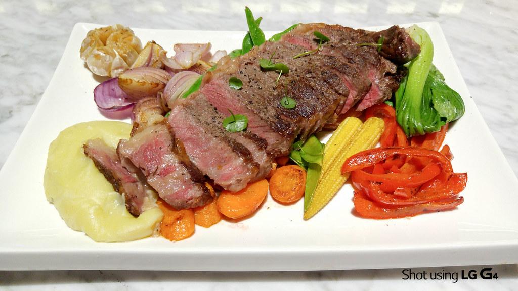 Qi Spa Steak