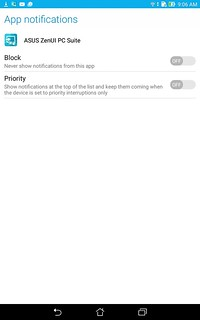 เลือกปรับการแจ้งเตือนเป็นรายแอปได้สะดวกจาก Notifications