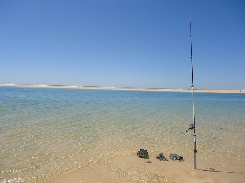 Ría de Formosa, el Algarve
