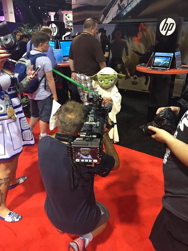 Mini Master Yoda