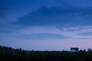 House at Dusk in Prince Edward Island