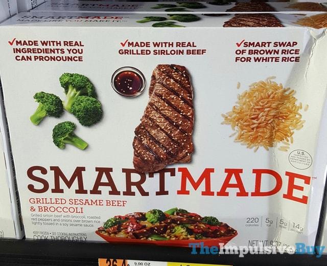 Smart Made Grilled Sesame Beef & Broccoli