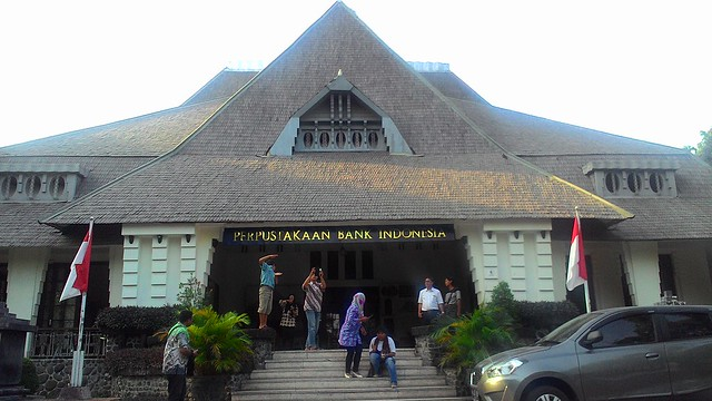 Perpustakaan Bank Indonesia
