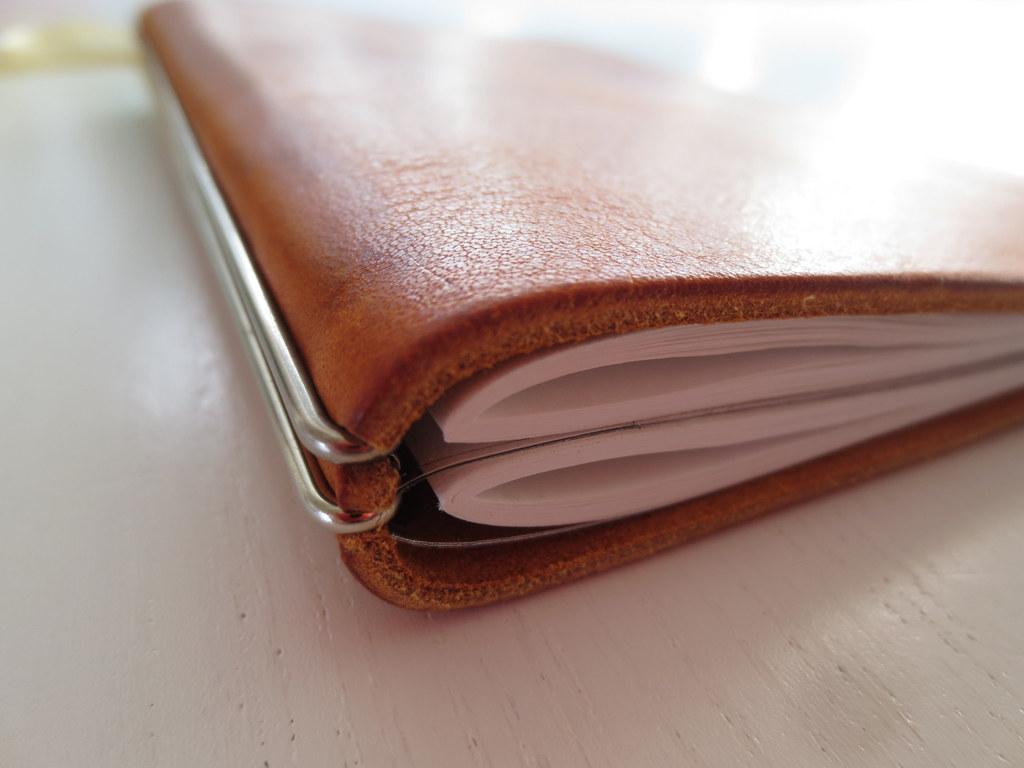 X47 Steel Notebook/Notizbuch