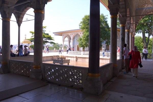 トプカピ宮殿イフタリエ
