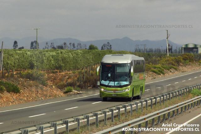 Tur Bus - Norte Chico - Marcopolo Paradiso 1200 / Mercedes Benz (CVSH23) (2182)