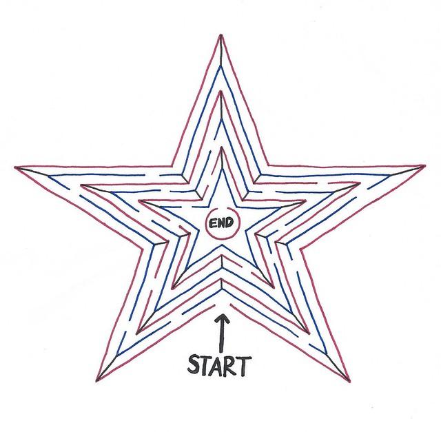 Star Maze
