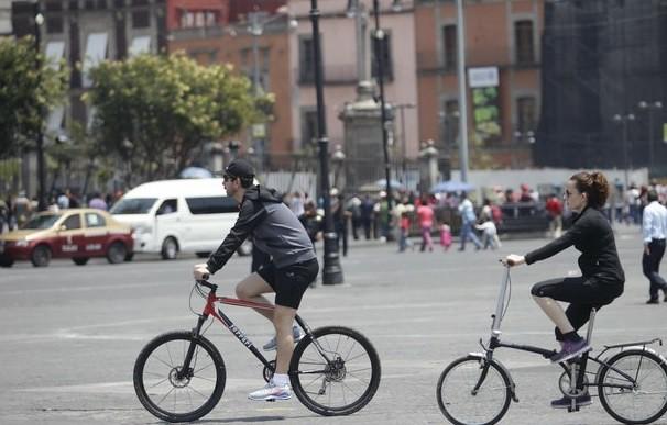 Circuito del Zócalo permanecerá cerrado por Día Mundial sin Auto